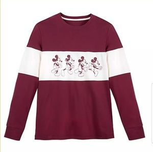 Mickey Mouse Long Sleeve T-Shirt for Men